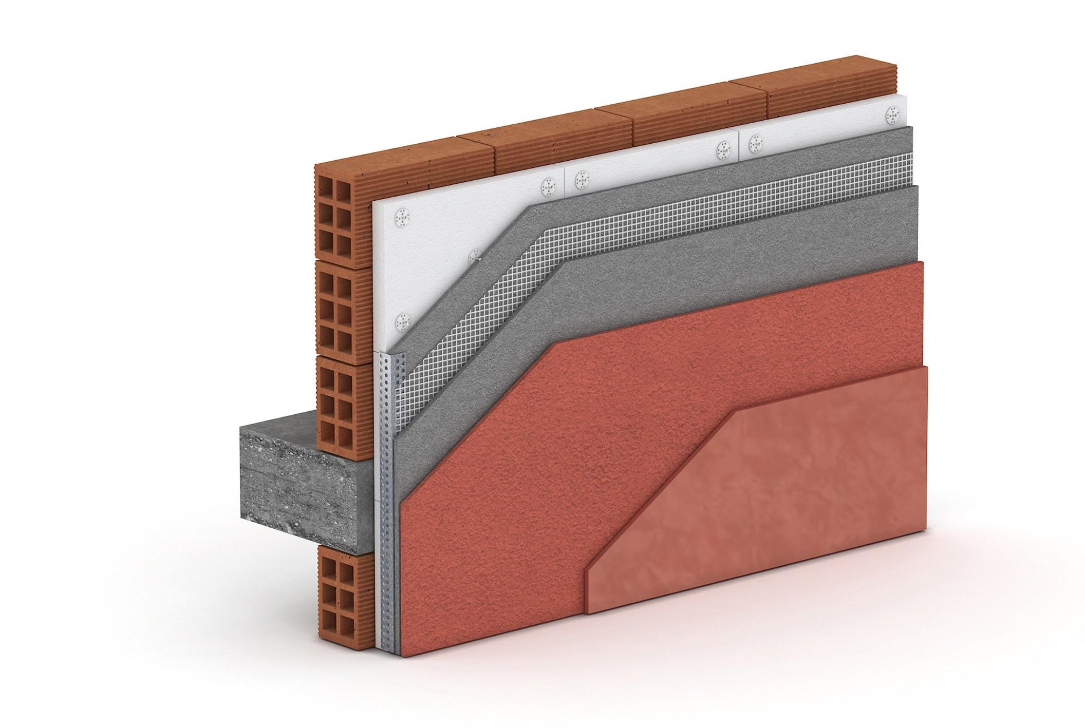 Sate aislamiento t rmico por el exterior rioja - Placas de aislamiento termico ...